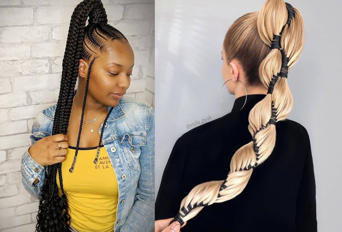 20 Ponytail Hairstyles That Are Anything But Plain